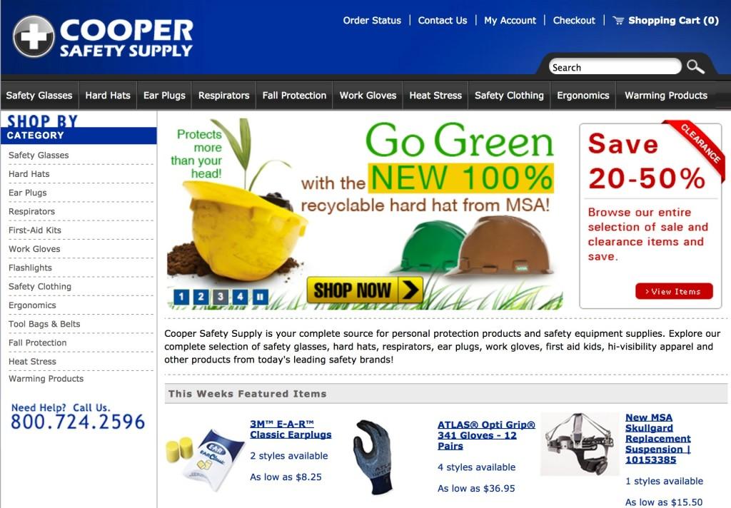 Cooper Safety Supplies